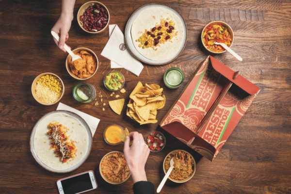La Fresh Box par Fresh Burritos ou Comment Réaliser des Burritos Maison en 3 minutes